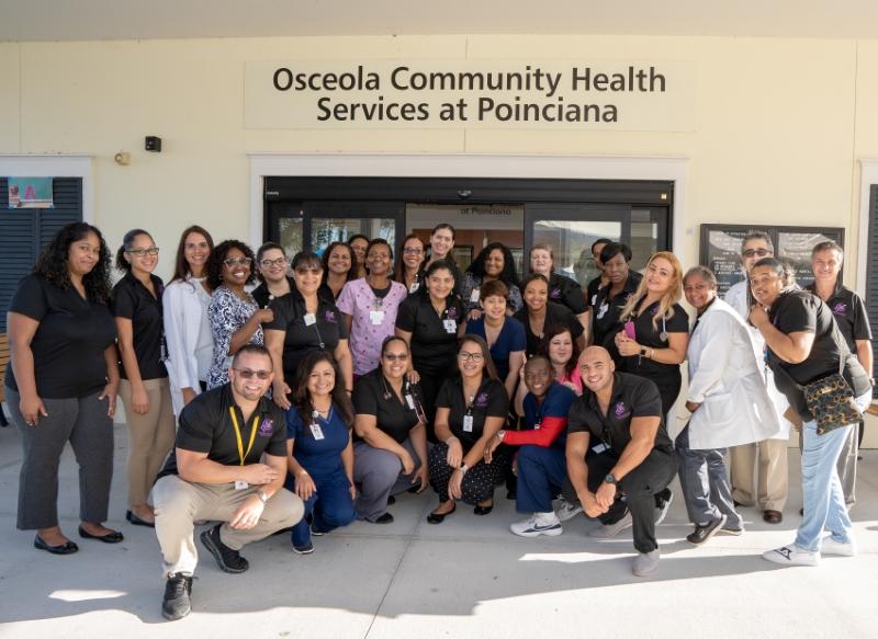 Leadership | Osceola Community Health Services | Kissimmee